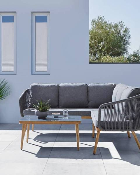 Sivý nábytok Möbelix