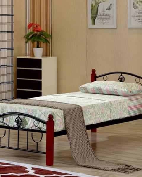 Béžová posteľ Tempo Kondela