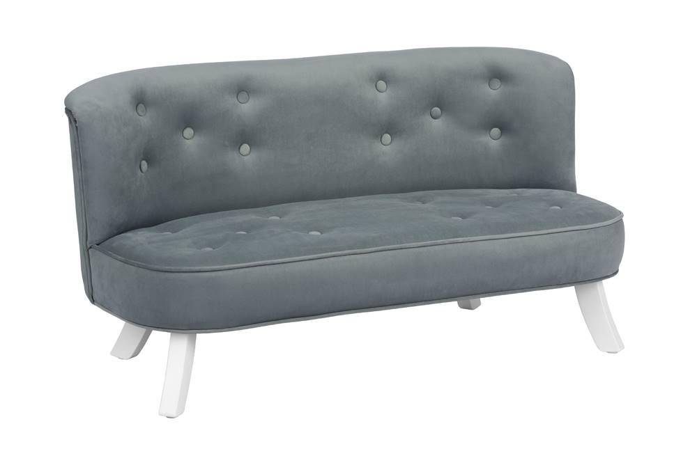 ArtSB ArtSB Pohovka Royal Velvet - Grey