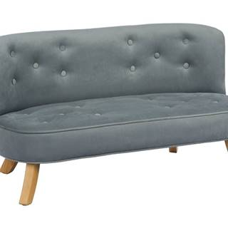 ArtSB Pohovka Royal Velvet - Grey