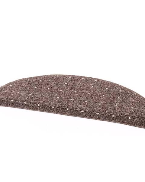Hnedý koberec Rabalux