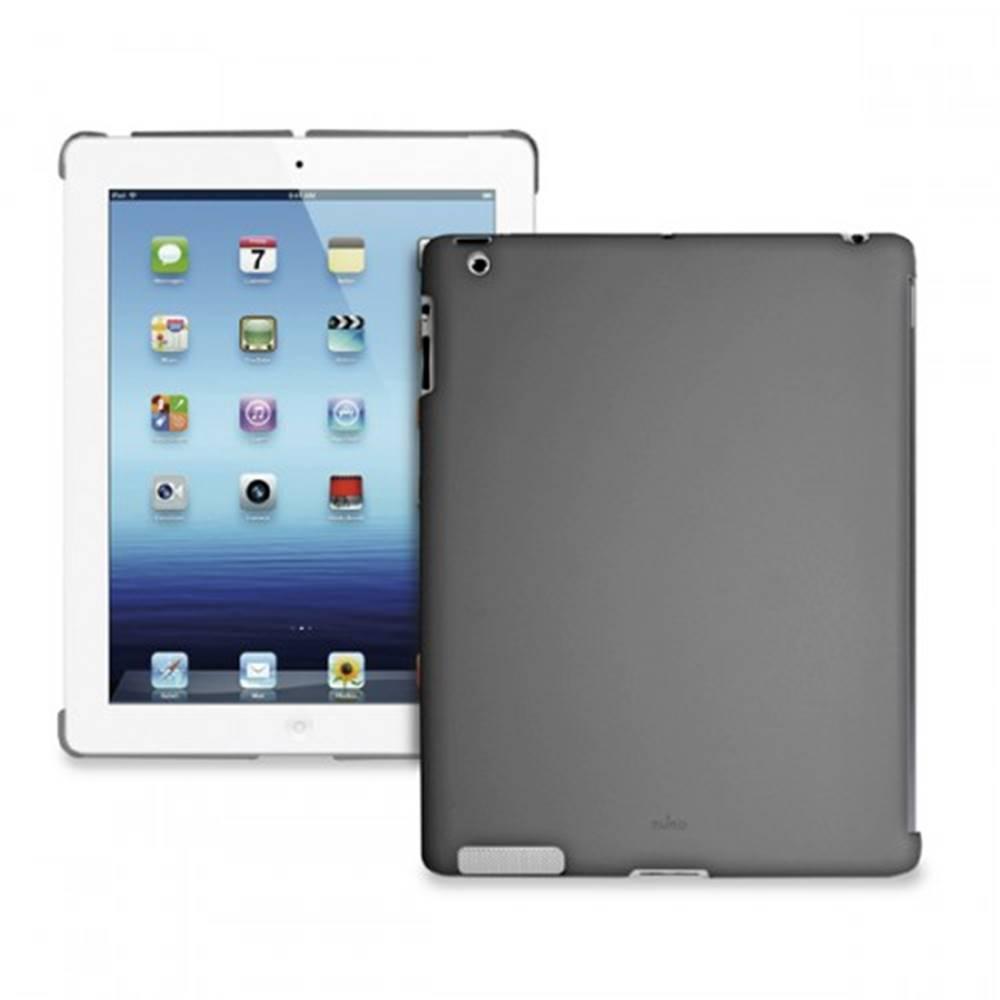"PURO Púzdro Puro Cover iPad Back pre tablet 9,7"", tmavo šedá"