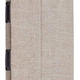 """Doskové puzdro Case Logic pre tablet Galaxy Tab 3 7"""", béžovej"""