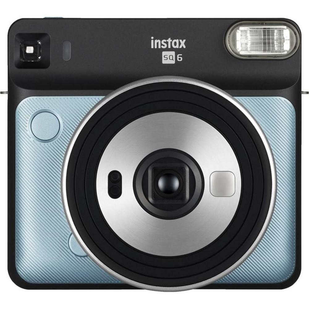 Fujifilm Digitálny fotoaparát Fujifilm Instax Square SQ 6 čierny/modr