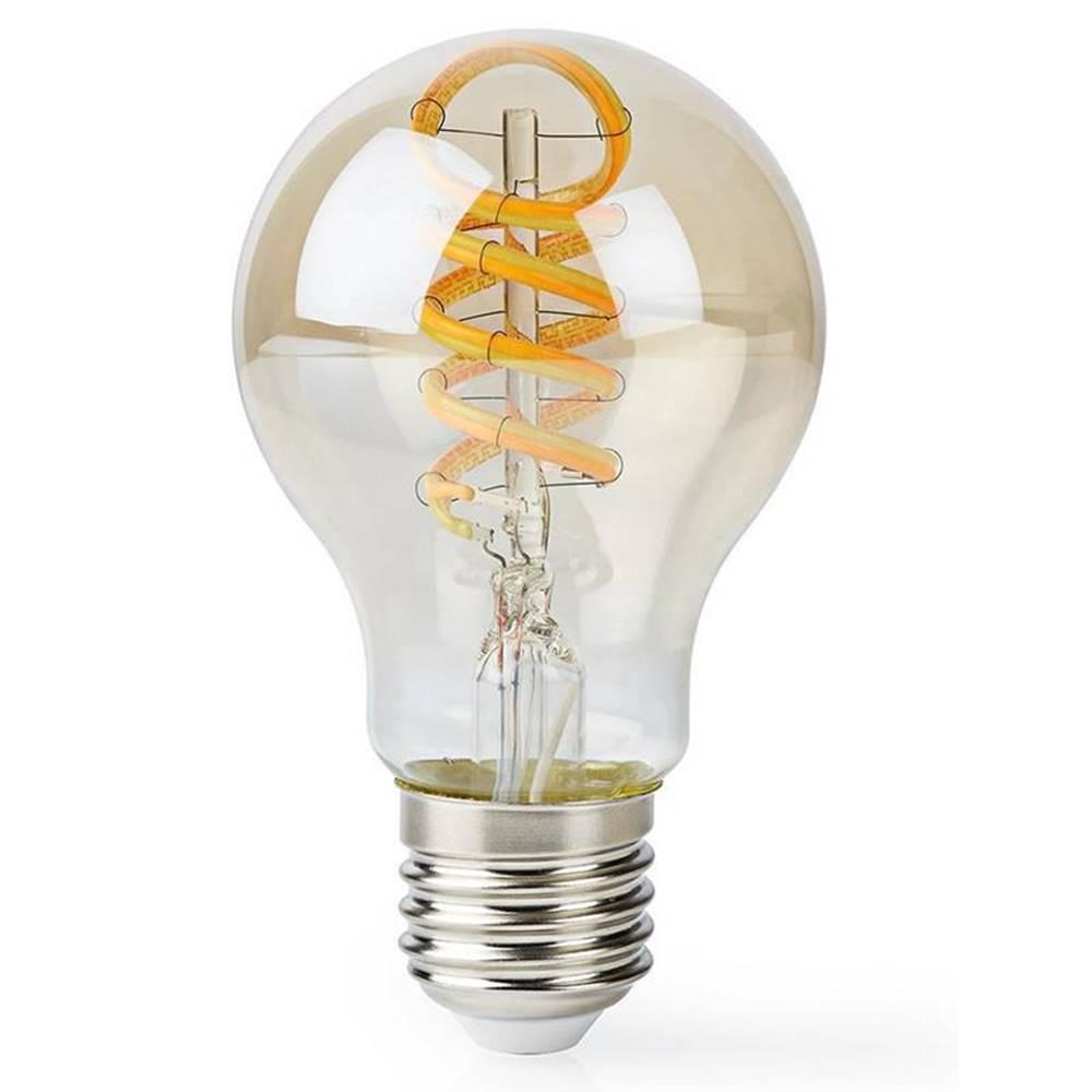 Nedis Inteligentná žiarovka Nedis Wi-Fi, 5.5W, 350lm, E27, teplá