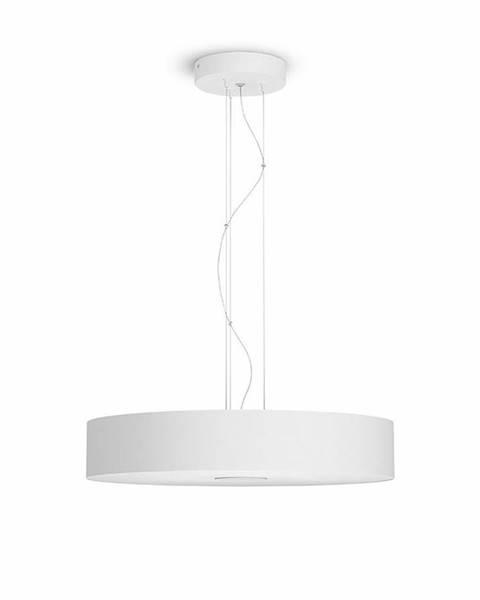 Biele závesné svietidlo Philips