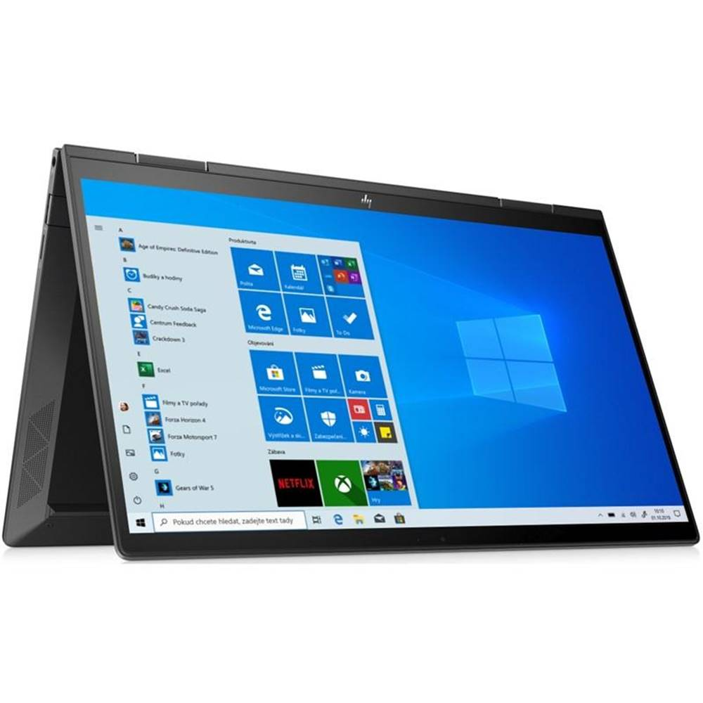 HP Notebook HP Envy x360 13-ay0000nc čierny